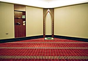 михраб в молельной