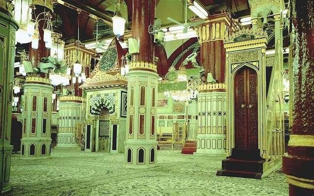 минбар Пророка Мухаммада