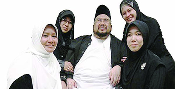 многоженство в мусульманской семье