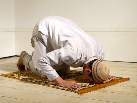 исламская молитва намаз