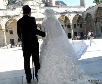 женитьба мусульманина и христианки