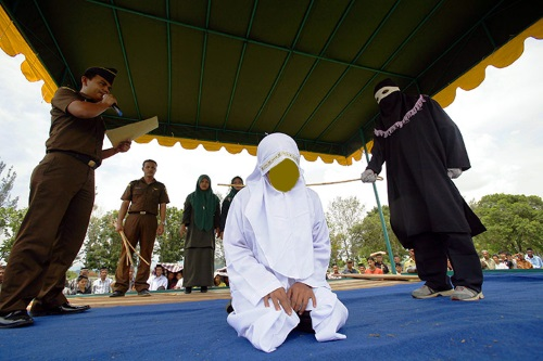 наказание за измену в Исламе