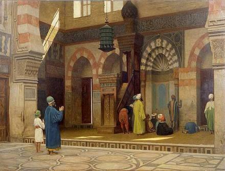 мусульмане Халифата