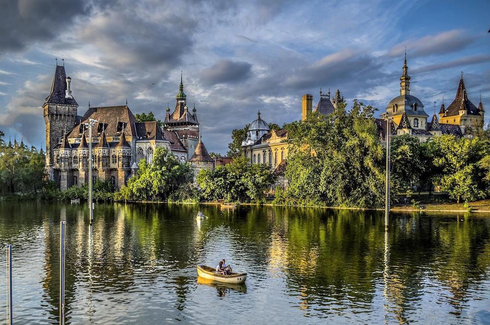 Центрально-Европейский университет в Будапеште