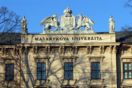 Масариков университет в Брно
