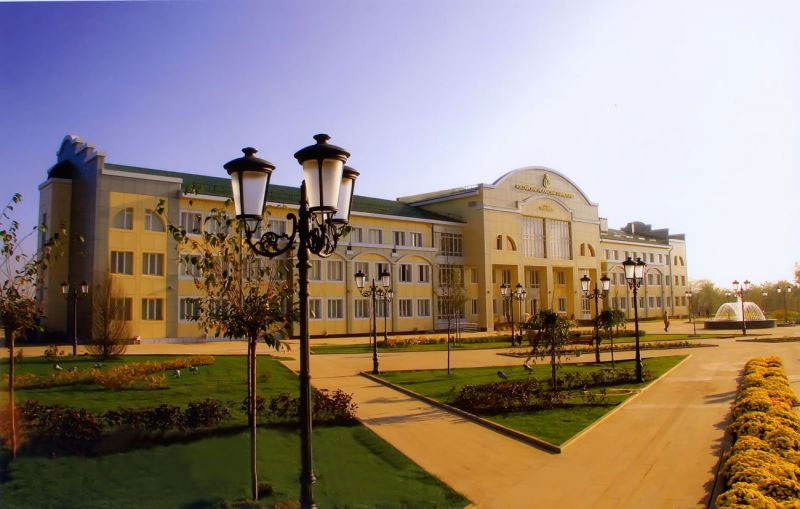 Российский исламский университет имени Кунта-Хаджи