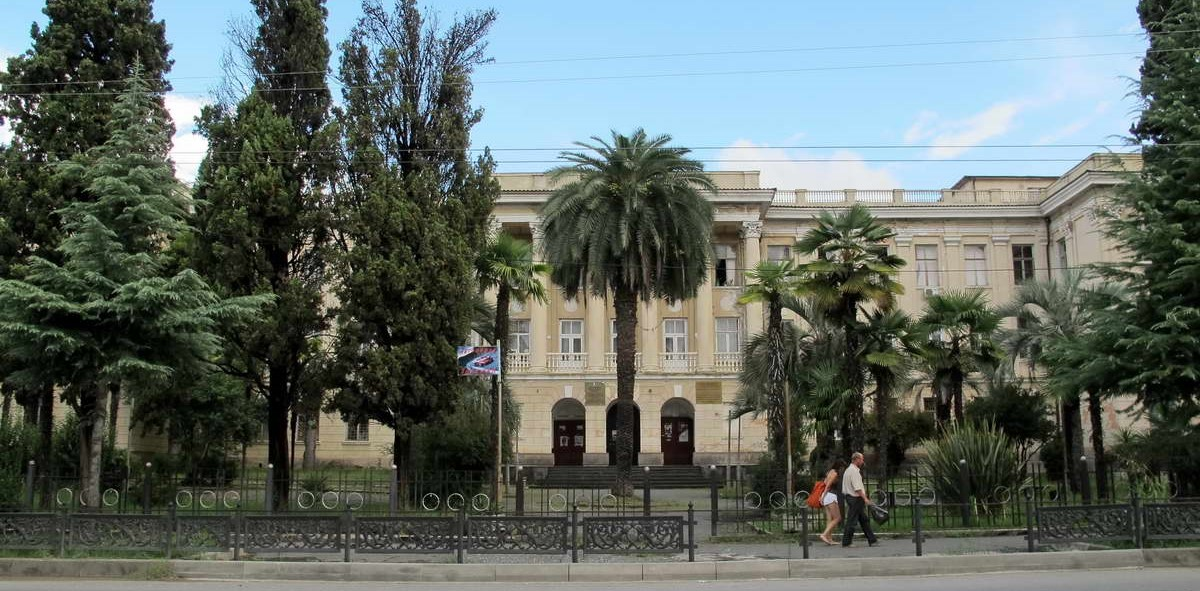 Сухумский открытый институт