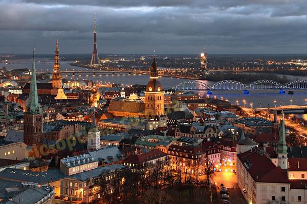 учиться в Латвии