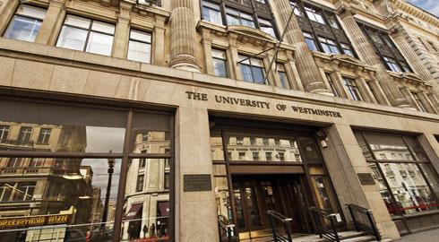 Вестминстерский университет в Лондоне